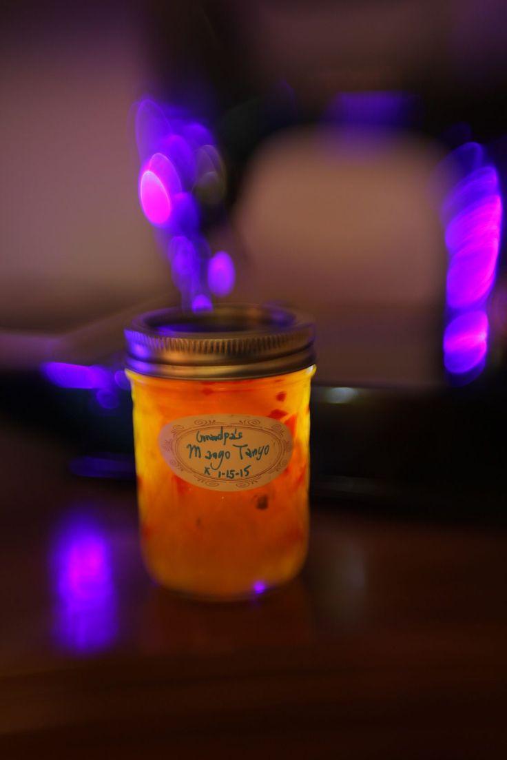 Pineapple Mango Chili Jam - Ball® Jam Maker Recipes