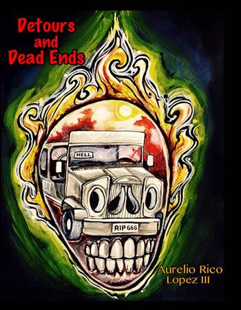 Lopez manages to conjure up scenes of #mayhem, #fear, and cosmic dread in this #poetry collection, Detours and Dead Ends. He brings a bit of artistic flare to his signature style of writing and provides a book that takes the reader from #murder to #revenge, from unfortunate circumstances to several different flavors of the apocalypse.