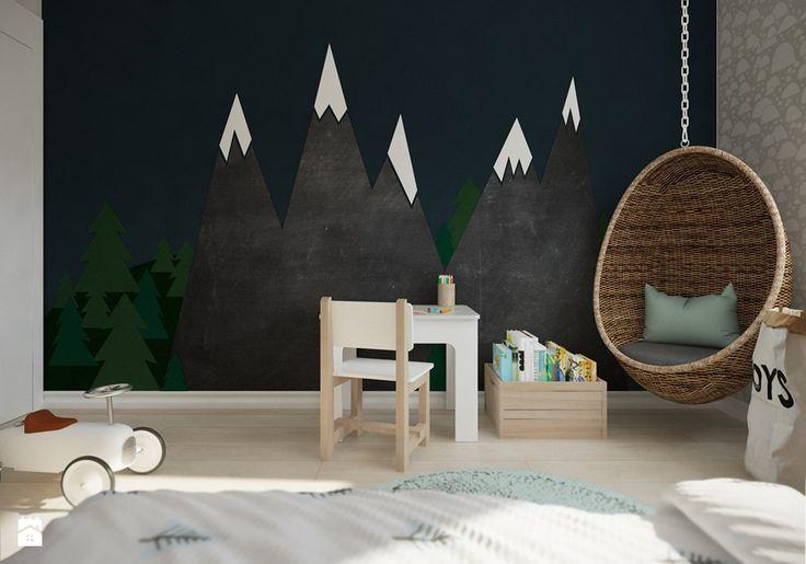 Pokój chłopca Pokój dziecka - zdjęcie od Karolina Krac architekt wnętrz