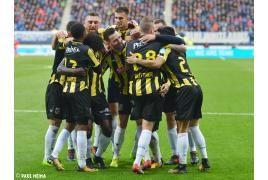sc Heerenveen vs Vitesse 0-4