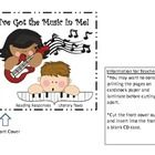 One of my newest CDs- all new reading response activities, perfect for literacy stations