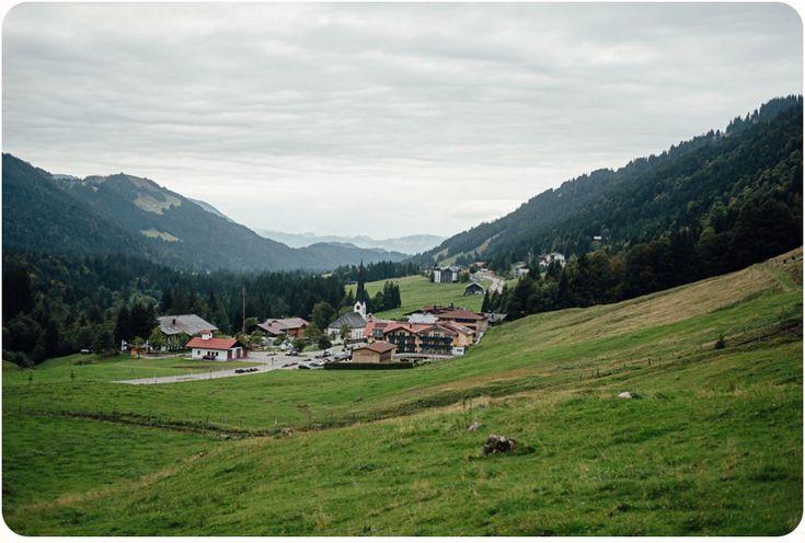 Unterwegs im Allgäu - Hotel Hubertus in Balderschwang - Viehscheid in Kranzegg-0b