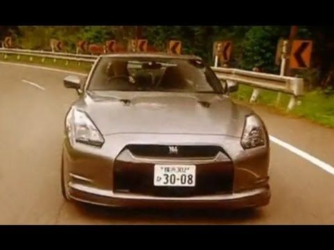 Jeremy Clarkson visits the Fuji race circuit in Japan to review the car that is faster than the bullet train, the Nissan GTR. Includes the Stig's Top Gear test track speed lap.