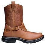 C.E. Schmidt® Ladies Pull-On Boot, Medium Tan Amber