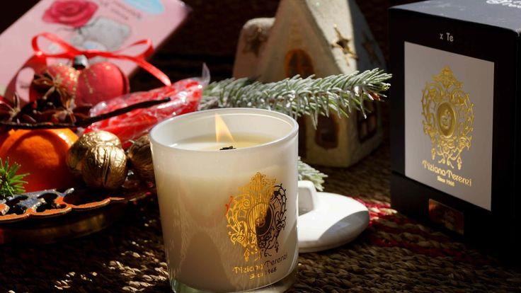 Tiziana Terenzi Spicy Snow Candle review / Свеча с ароматом пряного снега отзыв