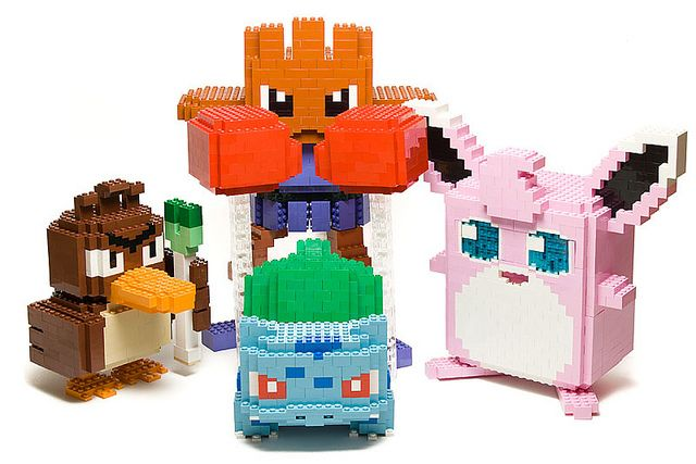 pokemon legos | Pokemon...LEGO!