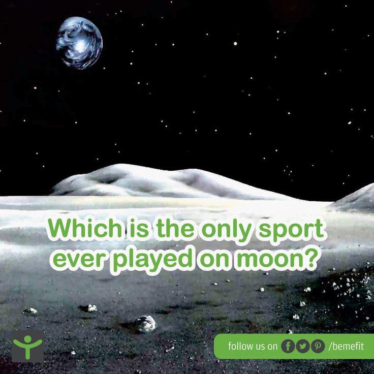 Your options are: a) Cricket b) Football c) Golf d)Volleyball. #bemefit #BrainyWednesdays #quiz #befit #stayfit