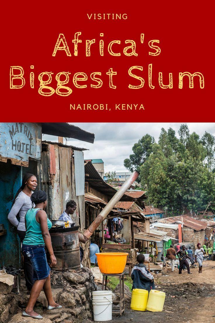 Visiting the biggest #slum in #Africa: #Kibera, #Kenya | Kenya travel