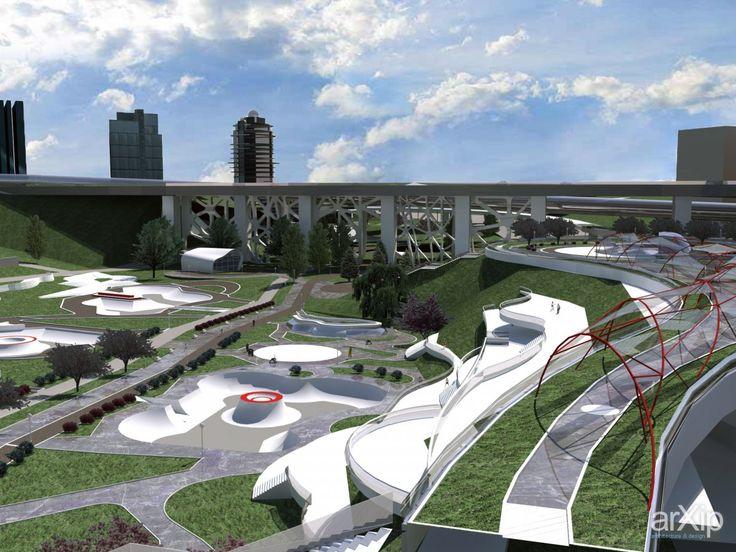 современные городские пространства - Поиск в Google