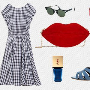 Outfit of the Week: A Summer Picnic Outfit With a Rocker Edge
