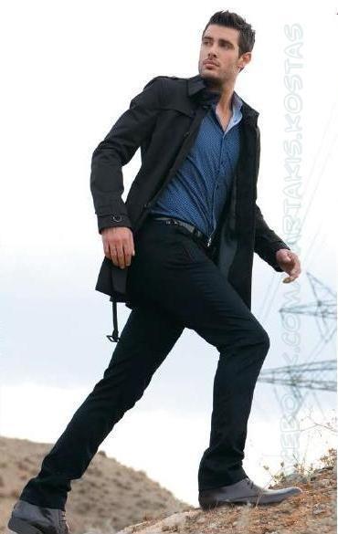Greek pop idol Kostas Martakis http://musicofthebalkans.com/greekmusic/kostas-martakis-entasi/