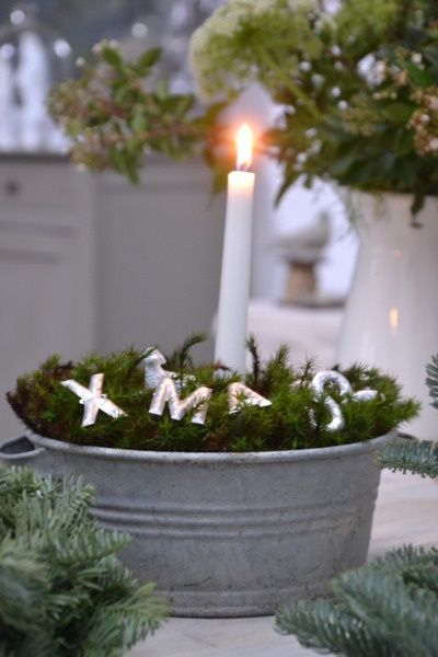 Centrotavola natalizi fai da te - Fotogallery Donnaclick