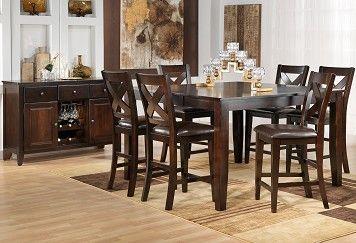 Dining Room Furniture-The Soho II Collection-Soho II Pub Table