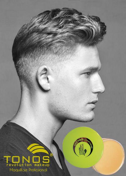 ¿Como obtener un peinado uniforme, sin Friss y con una apariencia natural? Con nuestra Cera capilar puedes hacerlo! Tiene una alta fijación que esculpe y le da forma a tu peinado conservando la suavidad y brillo de tu cabello!