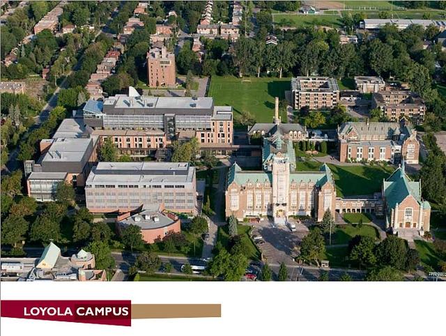Loyola Campus by Concordia University,
