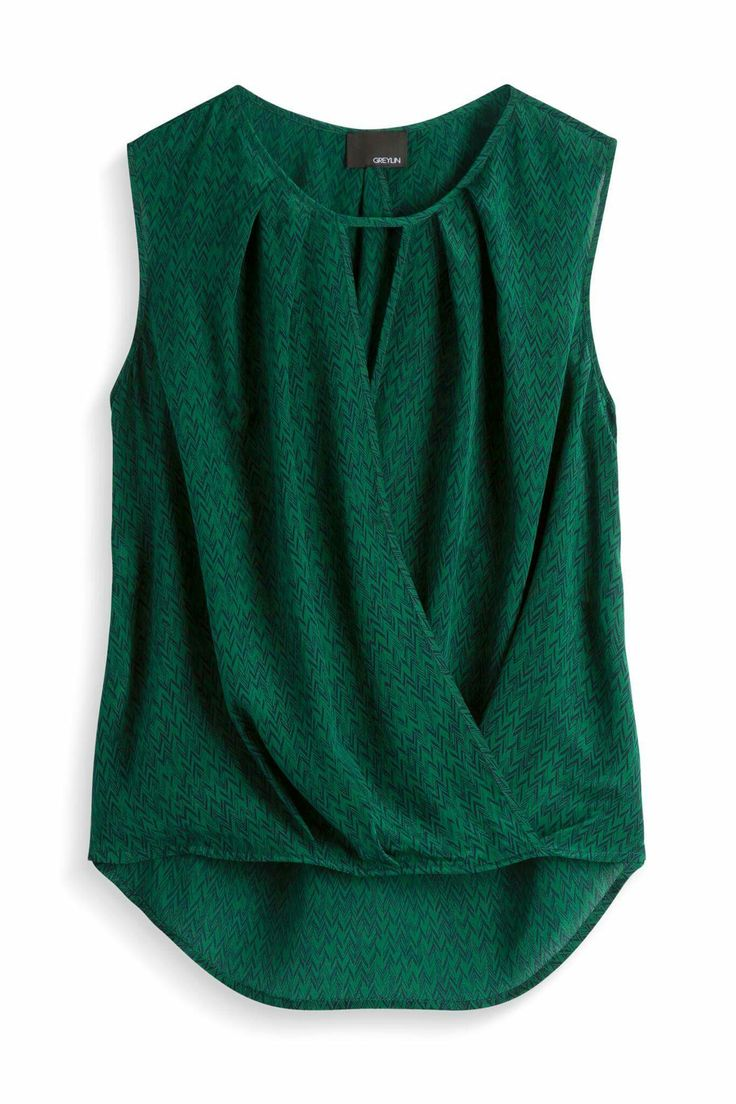 October: I don't usually love green but I love everything about this top.