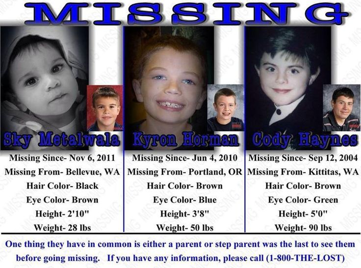 113 best ~THE MISSING~ images on Pinterest The missing, Missing - make a missing person poster