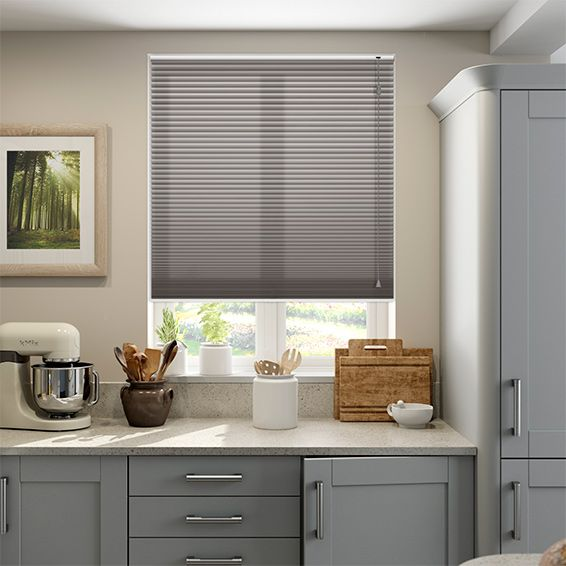 Duolight Pewter Thermal Blind from Blinds 2go