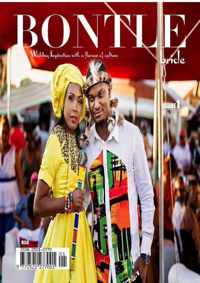 BONTLE BRIDE MAGAZINE - South African Wedding Blog