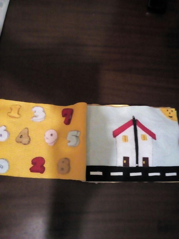 Libri per bambini fatti a mano