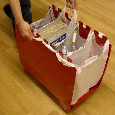cubos basura reciclar (2) | Decorar tu casa es facilisimo.com