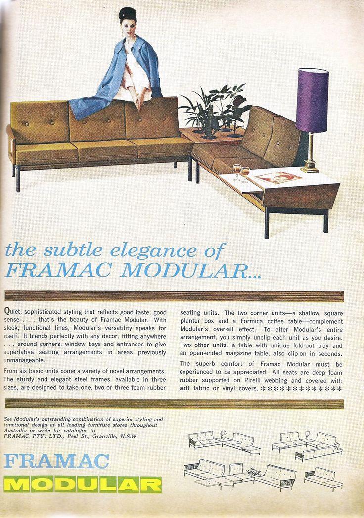 Framac Flat Furniture Of Tomorrow