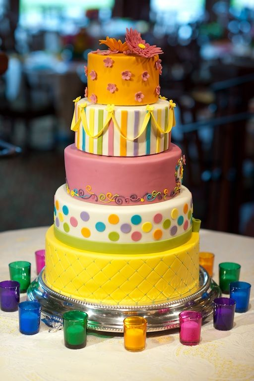 102 best colorful cakes images on Pinterest Birthdays Birthday
