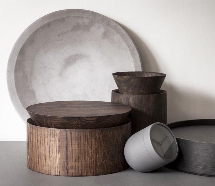 """Natürlich schön: Aufbewahrungsdose """"Wooden Bowl"""" von Menu - Bild 8 - [SCHÖNER WOHNEN]"""