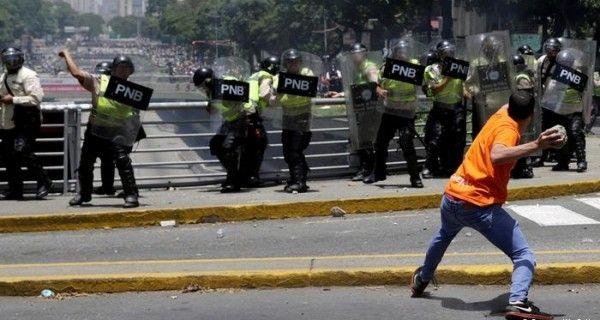 Venezuela: ¿quién tiene el monopolio de la violencia?