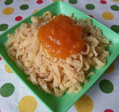 Betti gluténmentes konyhája: Grízes tészta