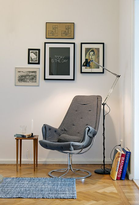 my scandinavian home: Swedish sitting room inspiration