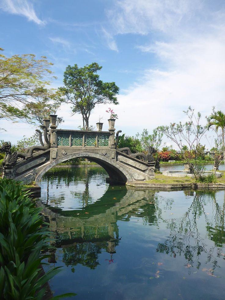Palais Royal, Tirta Gangga, Bali, Indonesia                              …
