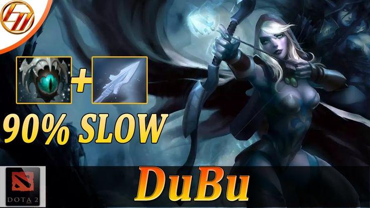 Dubu→ Drow Ranger 7.00 ♦ Dota 2 Pro Gameplay |Full Game