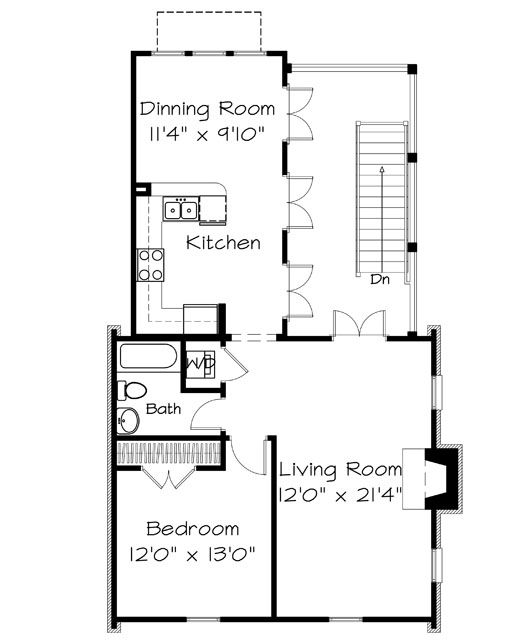 224 best layouts images on pinterest southern living for Southern living garage apartment plans