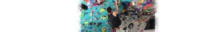 Meine neueste Herausforderung: Bouldern