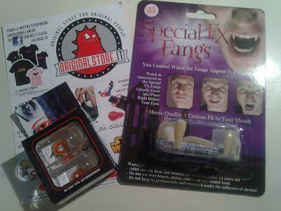 Make up Vampiro: By Originalstore.it e CapelloPoint.it