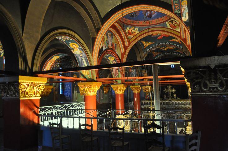 Η εκκλησία της Αγίας Παρασκευής στην Πράμαντα.