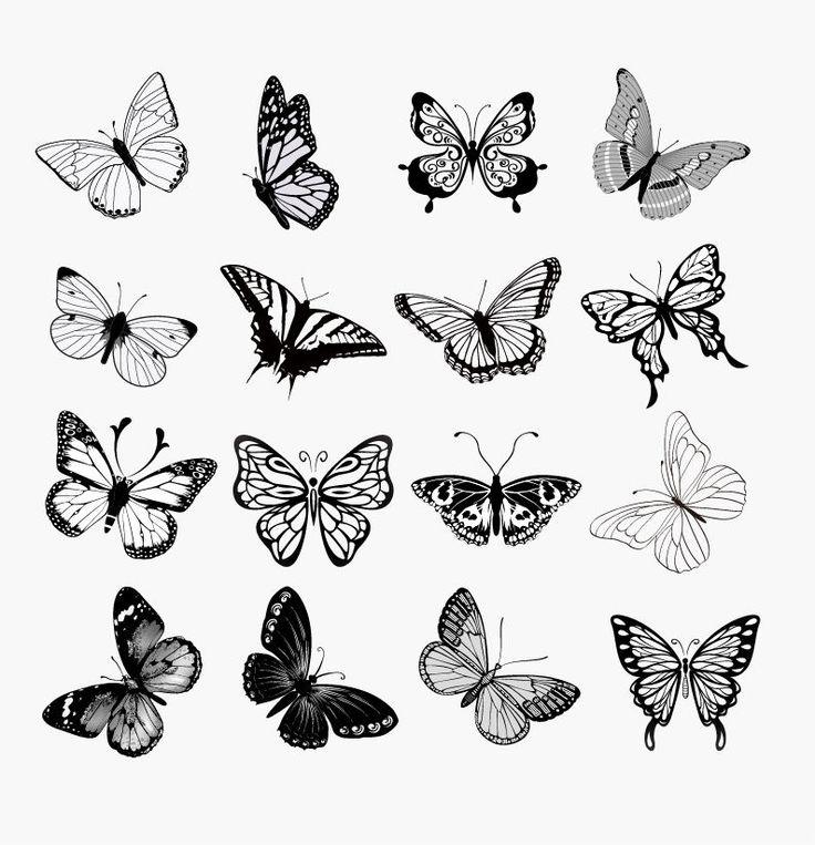 tatuagem de brabuleta