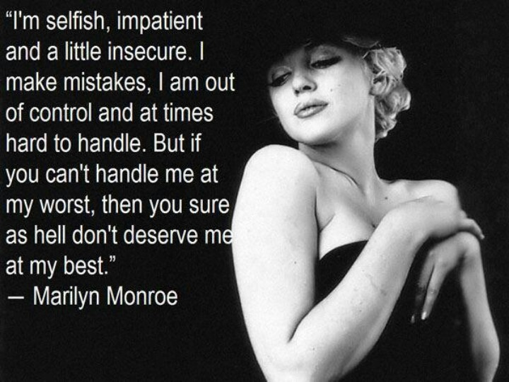 Marlyn Monroe Love this so much