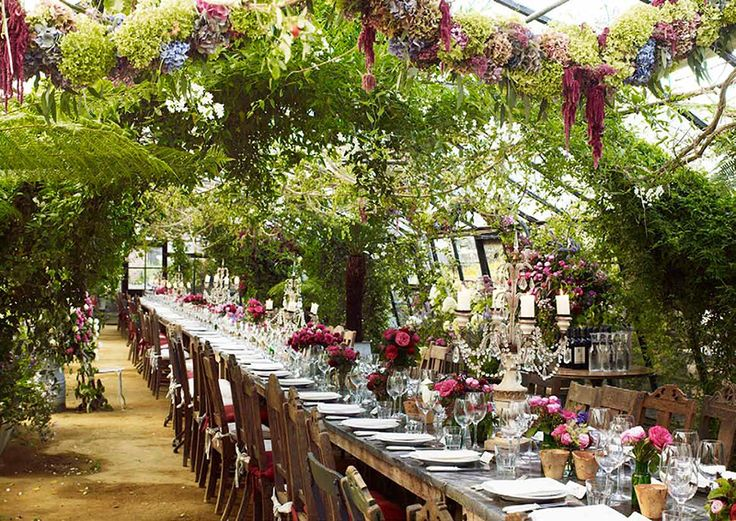 Petersham Nurseries | Surrey, South East | Style Focused Wedding Venue Directory | Coco Wedding Venues - Image courtesy of Petersham Nurseries.