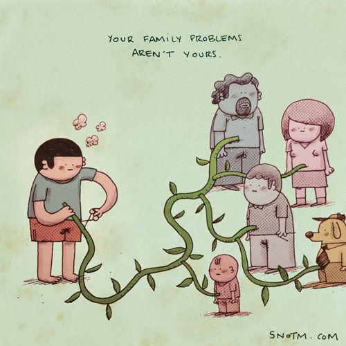 Stuff No One Told Me: 72 - Your family problems