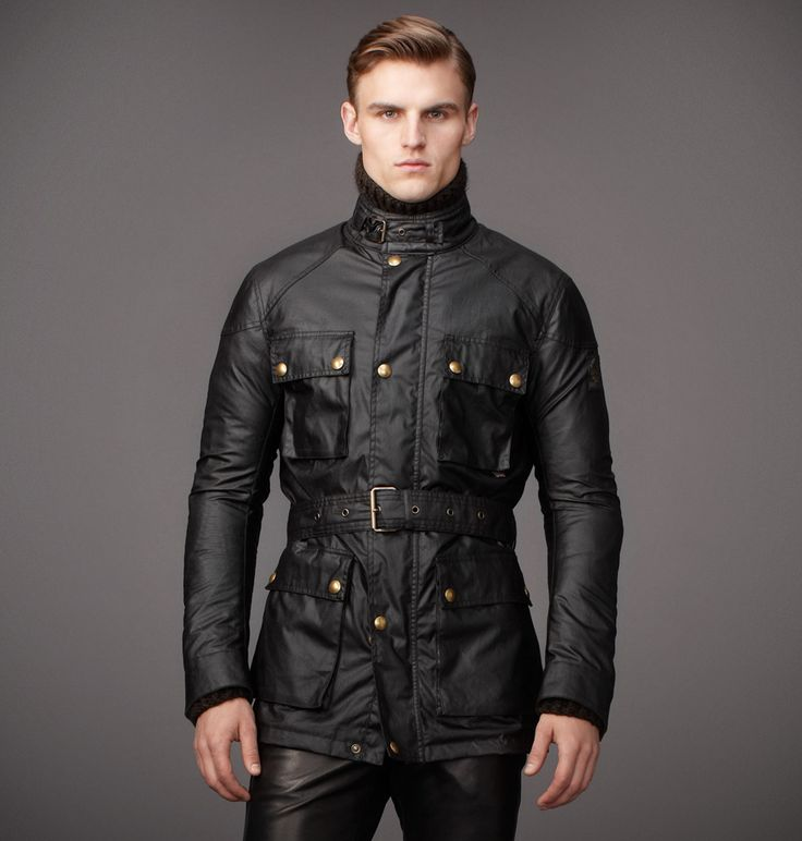 THE ROADMASTER JACKET on Belstaff