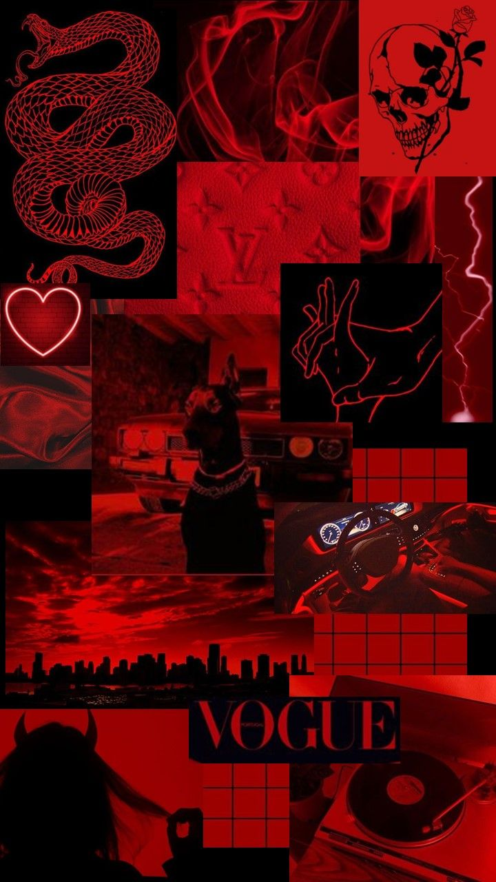 Red And Black Aesthetic In 2021 Red And Black Wallpaper Dark Red Wallpaper Black Aesthetic Wallpaper
