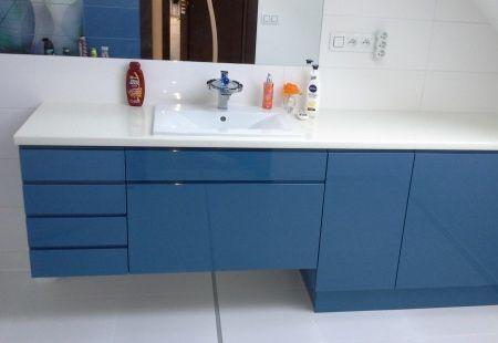 Kilka pomysłów na meble łazienkowe