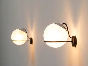 Vintage Gino Sarfatti for Arteluce Wall Sconce