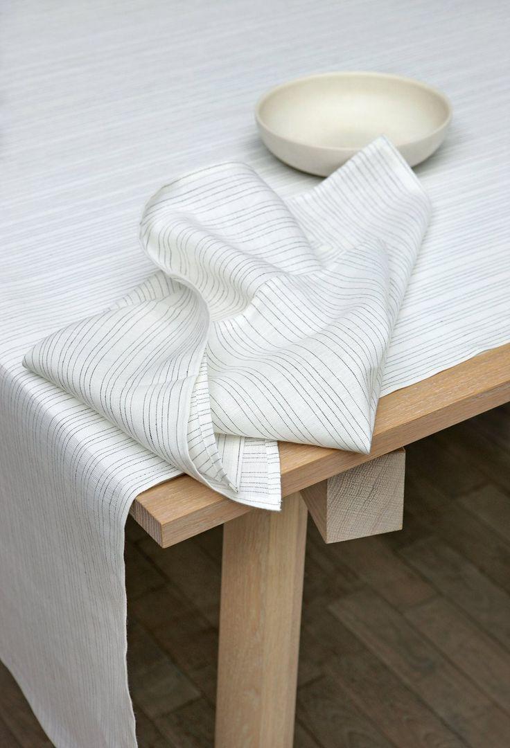 Tischwäsche aus reinem Leinen | Linenproject