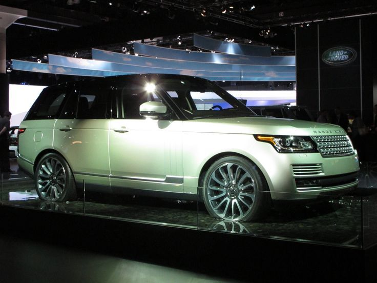 range rover sport 2014 | 2014 Range Rover at the 2012 Los Angeles Auto Show