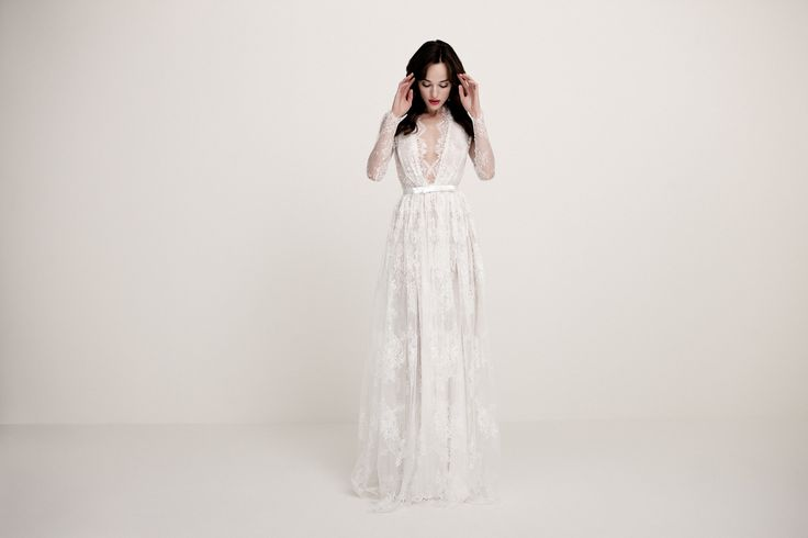 Daalarna Couture Wedding Dress_ White Collection