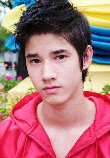 Who like Mario Maurer,hands up~~~