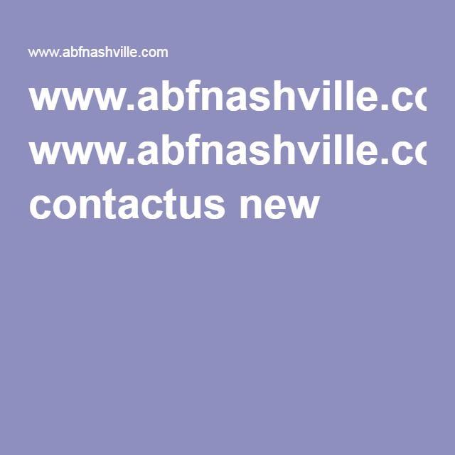 www.abfnashville.com contactus new